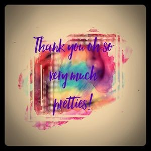 Other - Thank you!!!!! 💜💜💜💜💜🌸🌟